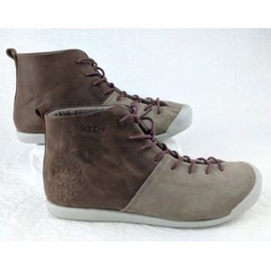 Keen Shoes - KEEN Womens East Side Bootie Leather Shoes $120